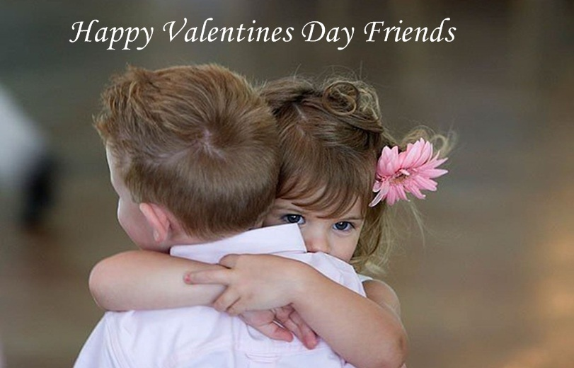 14th Feb Quotes About True Good Friends With Love