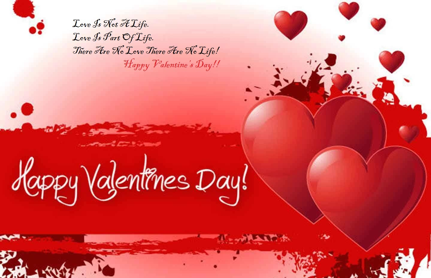 Best valentines day photo cards with quotes download happy valentine day greeting cards m4hsunfo