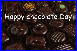 Happy Chocolate Day images for girl friend
