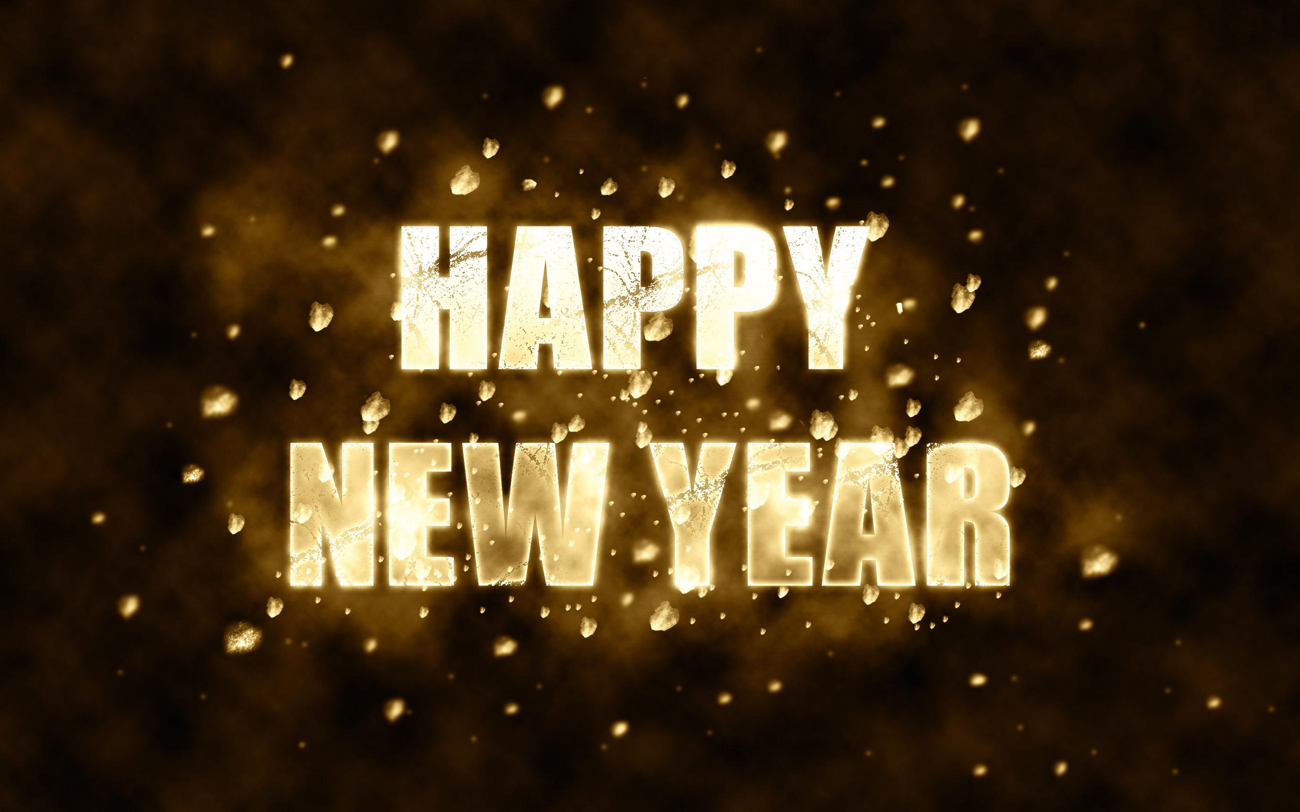 Happy New Year Wishes And New Year's Messages