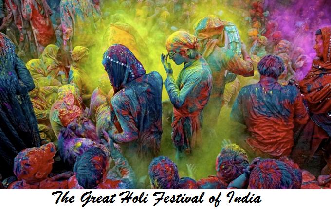holi festival essay