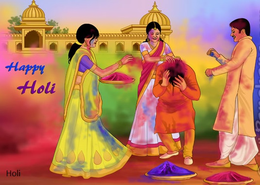 Happy Holi Whatsapp Messages Download