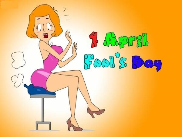 April Fool jokes