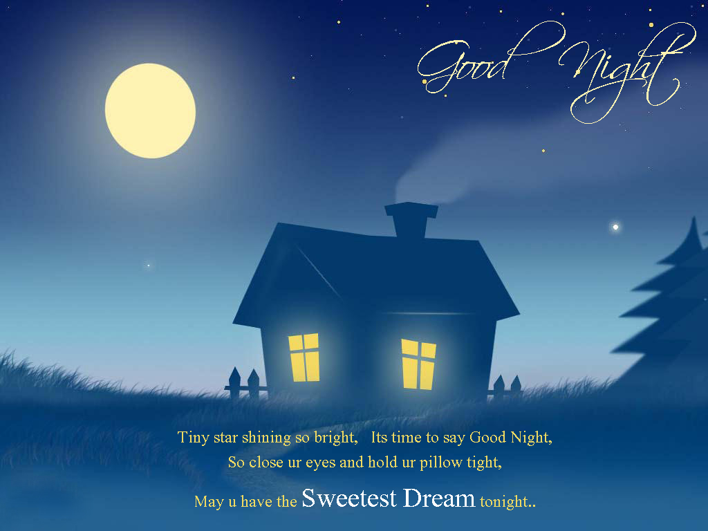Messages text sweet goodnight Good Night
