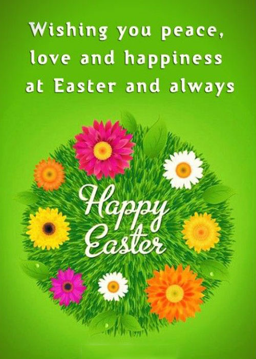 Happy easter wishes and greetings wishes quotes happy easter easter sayings 2016 m4hsunfo