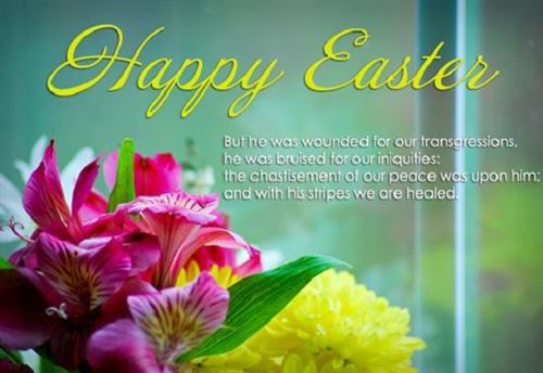 Happy ester image