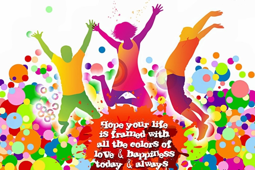 Holi Messages,Messages on Holi,Holi Message,Holi Quotes