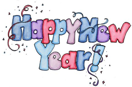 Happy A New Year Messages, a new start and way to go