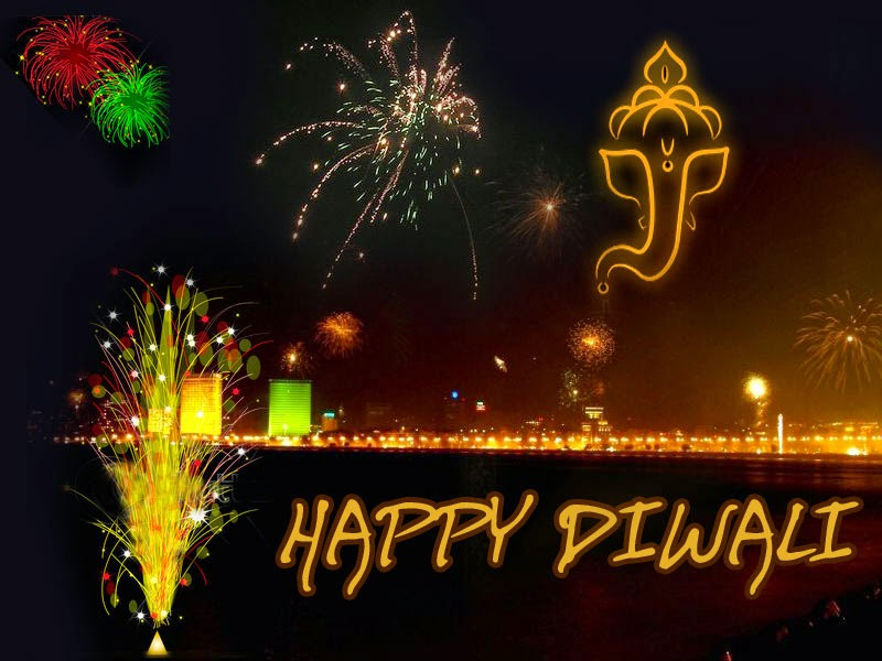Happy Diwali Festival the festival of lights and colors is for one and all
