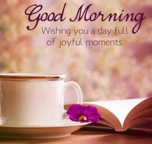 Good Morning Sayings