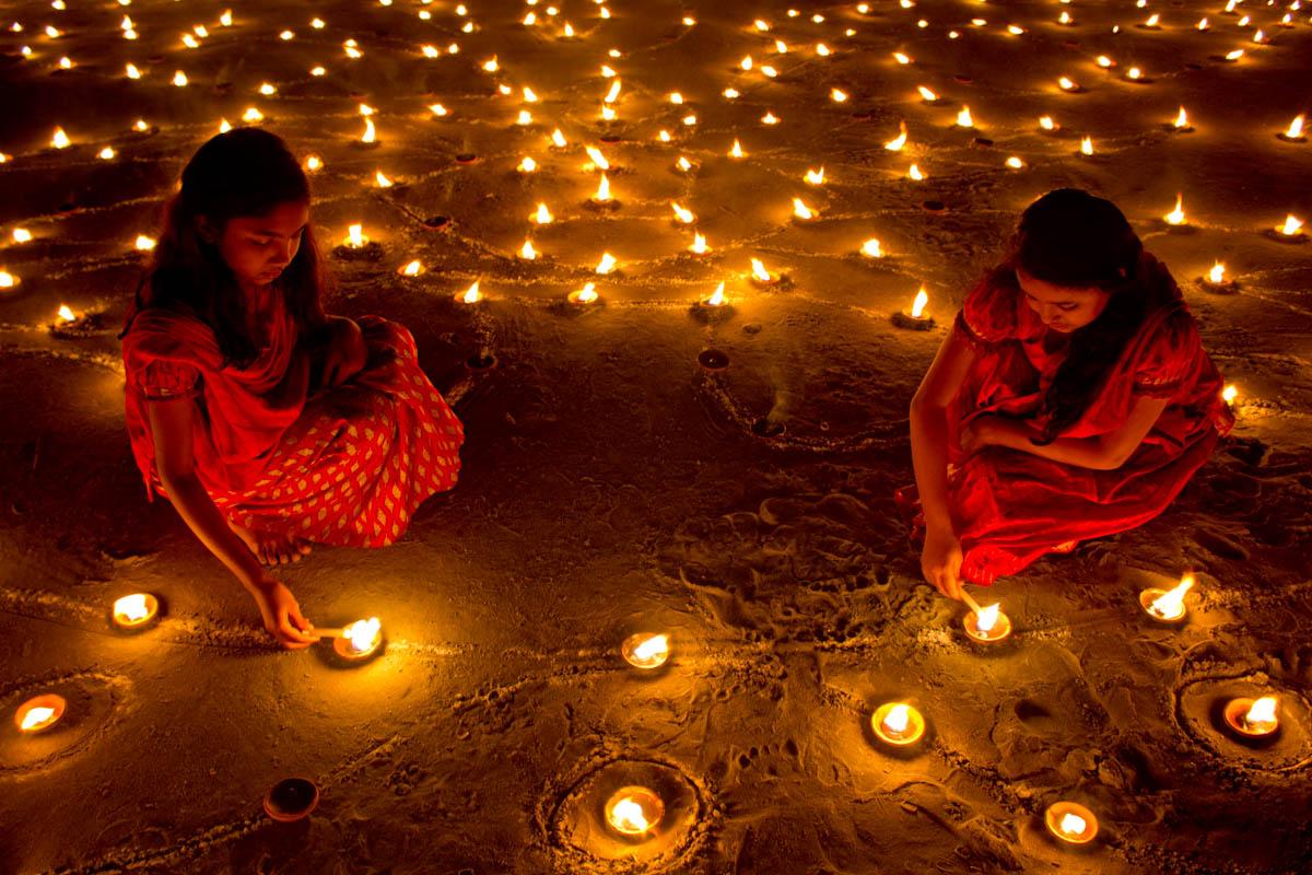 Diwali Festival Pictures