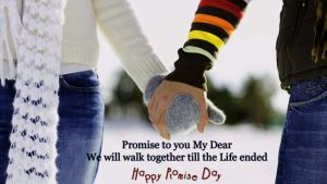 Happy Promise Day SMS in Hindi With Images
