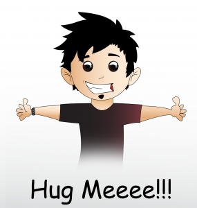 Happy Hug Day Quotes With Images Messages