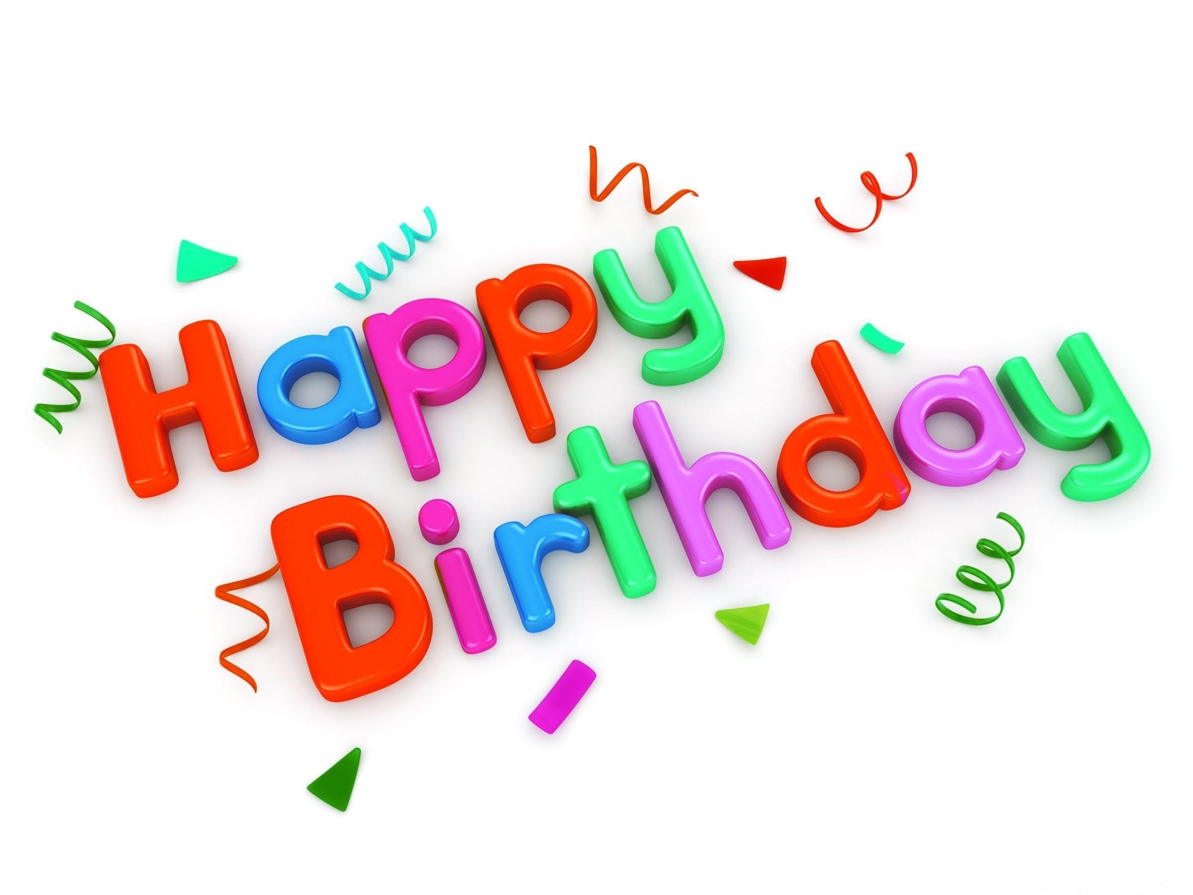 my cute birthday wishes