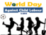 World Day Against Child Labour Messages, Wishes, sms ,Quotes