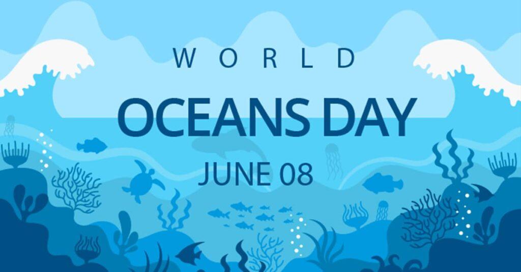 World Ocean Day Wishes